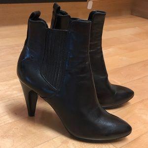 Costume National heel boots